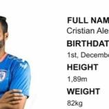 『FC岐阜 大型FW 新外国人クリスチャンが加入 身長1メートル88体重84キロ ポルトガル、ブラジルなどでプレー』の画像