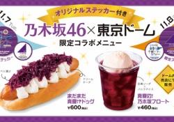 【乃木坂46】東京ドーム限定コラボメニュー・・・また食べたい・・・・・