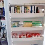 『5月の我が家の冷凍庫』の画像