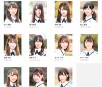 【欅坂46】ひらがなけやきアルバムの個人アーティスト写真キタ━━━(゚∀゚)━━━!!