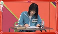 【欅って、書けない?】上手い!!! 森田ひかるが3週間かけて描きあげたハライチ澤部の似顔絵がこちら!!!