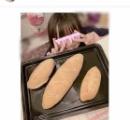 辻希美、長女・希空さんが作った本格フランスパンに感動