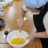 『【早稲田】調理実習~技能科~』の画像