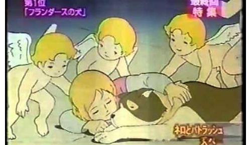 日本アニメ「フランダースの犬」の最終回を見た海外の反応