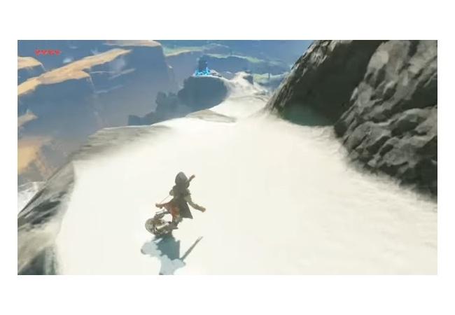 【ゼルダの伝説 ブレスオブザワイルド】盾スノボ・武器を捨てる方法
