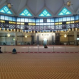 『【クアラルンプール観光】イスラム美術館 + 国立モスク + 周辺の観光』の画像