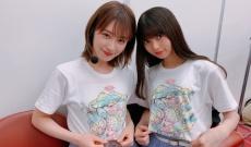 【乃木坂46】齋藤飛鳥、高山一実のTシャツがスケて見え…
