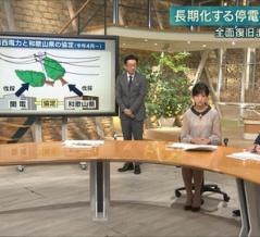 竹内由恵 報道ステーション 19/09/13