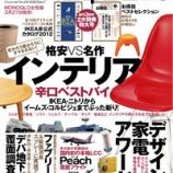 『月刊MONOQLO5月号』の画像