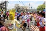 交野マラソンのウェブサイトにめっちゃリアルな『星のあまん』がおる!〜目、めっちゃ出てる!〜