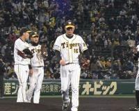 【阪神】西勇輝、1回2/3 7失点で降板・・・。