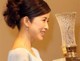 江口ともみ(48)横顔美人でE-ライン女王に