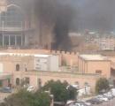 【速報】 イスラム国の武装集団、リビア首都のホテルで人質を取って立てこもり 駐車場で爆弾テロも