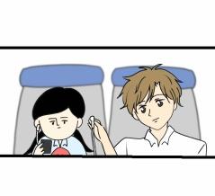 【高校恋愛編】横顔③