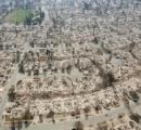 米山火事、未だ止まらぬ勢い 死者74人、1千人以上安否不明