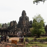 『カンボジア シェムリアップ旅行記7 バイヨン』の画像