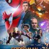『【予告】映画『スパイダーマン:ホームカミング』字幕付トレーラー!』の画像