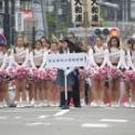 第18回湘南台ファンタジア2016 その52(明治学院大学応援団チアガール)