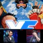 Red Bull Kumite 2016注目試合ピックアップ「ときど(リュウ)vs Justin Wong(かりん)」【海外の反応】