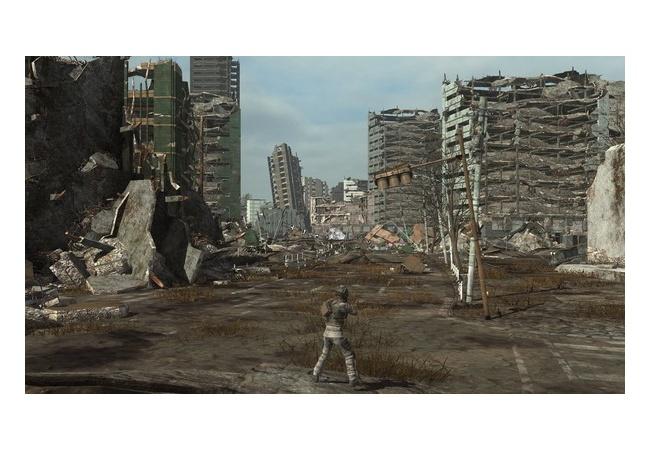 【画像】地球防衛軍6,グラフィックが大幅進化