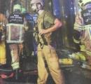 ドバイの高層ホテルの火災の消火活動を行った男性が「ハンサム王子」と話題に → 本当の王子だった!