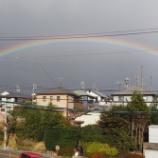 『虹が・・・🌈』の画像