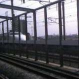 『戸田公園駅で電車を待っていると』の画像