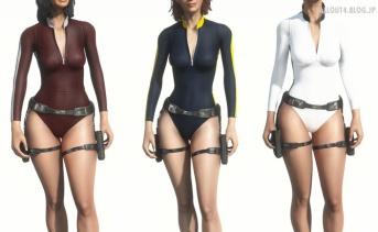 Lara's Wetsuit