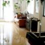 リビングの床メンテ & お買い物レポ
