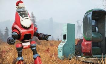 Fallout 76:来週配信予定のパッチ16や「ホリデースコーチイベント」、NWの新しいチャレンジの情報が公開
