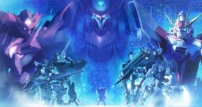 今秋『ガンダムビルドファイターズ』アニメ新シリーズ放送開始!シルエットの機体は何だと思う?