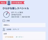 【欅坂46】ひらがな推し、開始わずか3ヶ月で特番が組まれる!