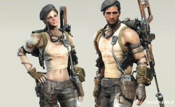 Wasteland Ranger Outfit