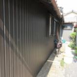『ただ今、外壁+サッシ取替え工事中』の画像