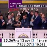 『長期金利上昇でディフェンシブ株がボコボコに売られる!!』の画像
