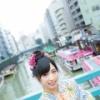 "【AKB48】小栗有以、""2万年に一人の美少女""が「サンデー」降臨 ゆいゆいと夏の浴衣デート"