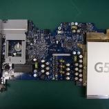 "『iMacG5/2GHz 20"" ロジックボードのコンデンサ交換手術』の画像"