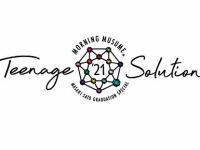 『モーニング娘。'21 コンサート Teenage Solution ~佐藤優樹 卒業スペシャル~』のロゴ