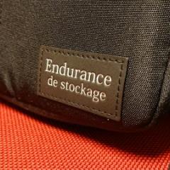 Enduranceのカメラバッグ Ext(エクステンド)を購入