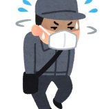 『東京の野球帽の男が「俺のおちんちんを見ろ!」と女子小学生を追い回す 』の画像