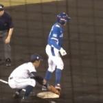 【動画】韓国選手が日本選手のグラブ踏みつける!謝罪せず ― 野球U-18アジア選手権