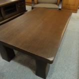 『【2011年6月26日まで・飛騨の家具期間限定セール】 柏木工のウィルダネスシリーズのセンターテーブル・KT27』の画像