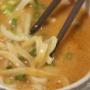 【献立】濃厚味噌つけ麺。~ボリューミーなつけ麺を食べてドーナツも食べるよ~