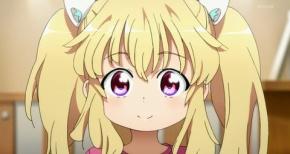 【アクエリオンロゴス】第3話 感想 みんな大好き金髪ツインテール幼女!