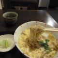 西むら@武蔵浦和の蕎麦はなかなか○