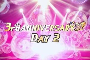 【ミリシタ】3rd ANNIVERSARY DAY2はまつり、やよい、莉緒、朋花!&D/Zeal特別オファー追加!+他