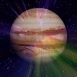 『【占星術】木星が グレート・アトラクターと整列』の画像