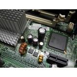 『電源が入らないHP Compaq dc5100 sff 修理作業』の画像