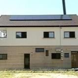『災害時の太陽光発電の使用注意』の画像