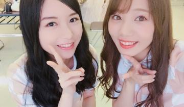 【乃木坂46】愛未ちゃん先輩と琴子のツーショットいい笑顔だっ!